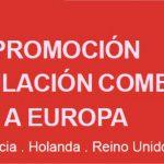 Promoción y Articulación Comercial a Europa